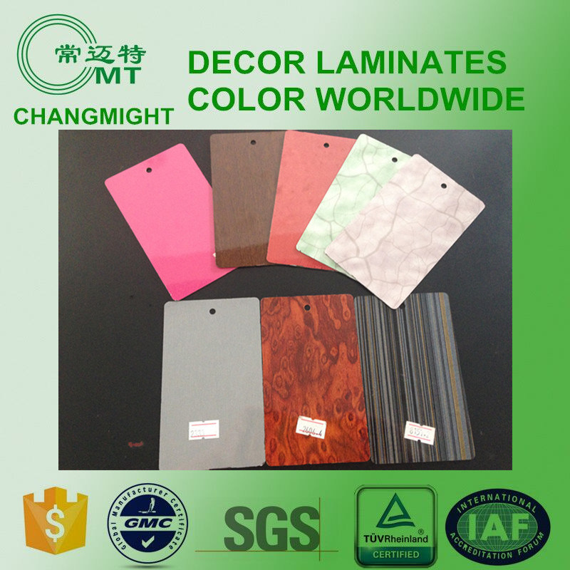 Decorative High-Pressure Laminate/HPL Postform Sheet