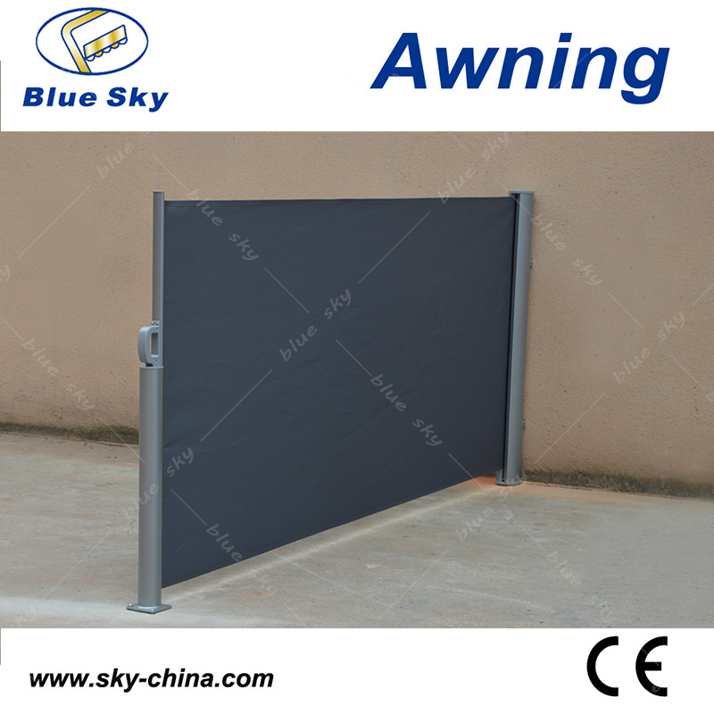 Aluminium Retractable Office Side Screen Awning (B700-1)
