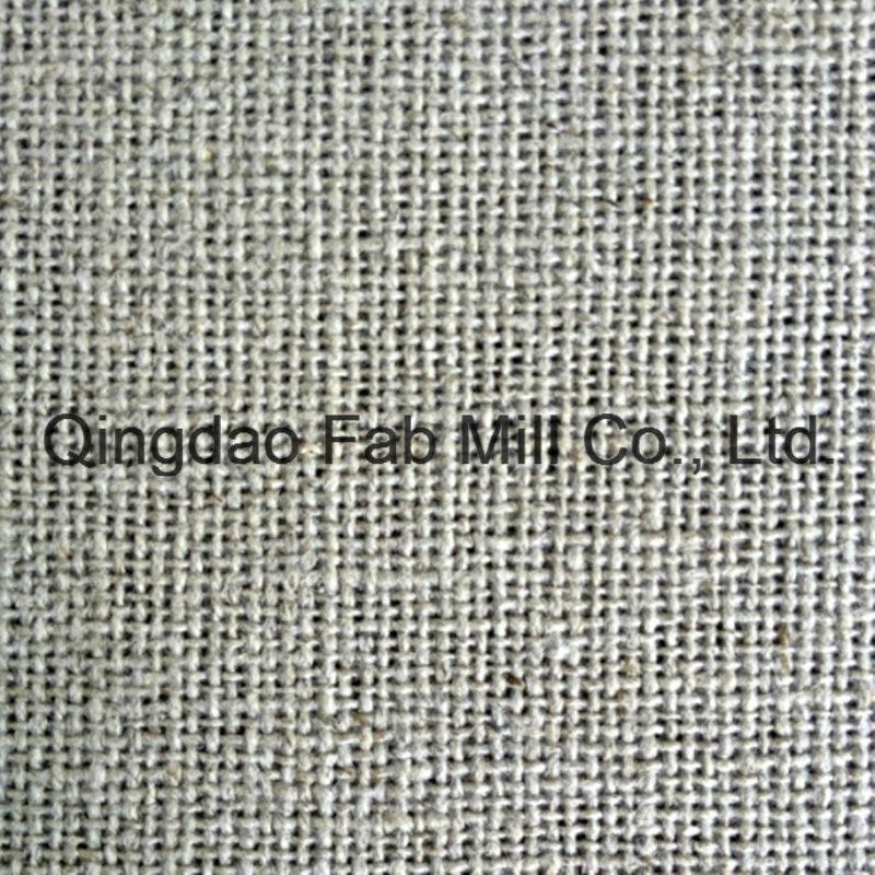 Hemp Canvas Fabric for Home Textile (QF13-0052)