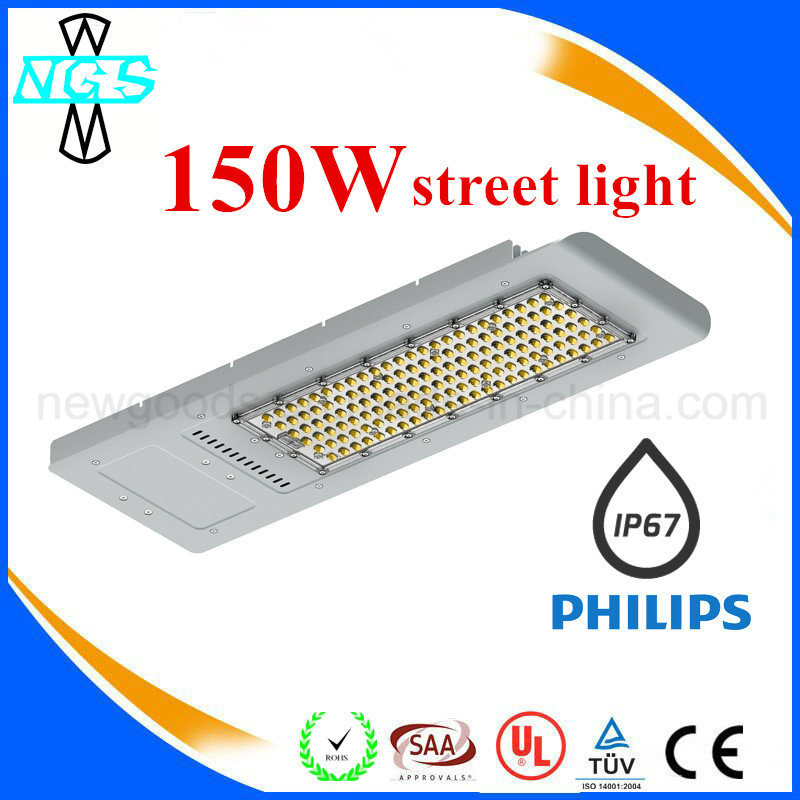 Gold Supplier 30W-150W 120lm/Watt LED Street Light / Street Light