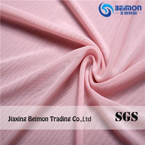 90%Nylon Spandex Underwear Mesh Fabric