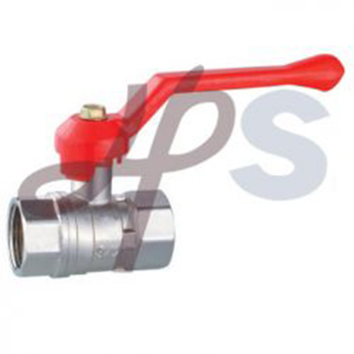 Brass Ball Valve with Zinc Alloy Handle