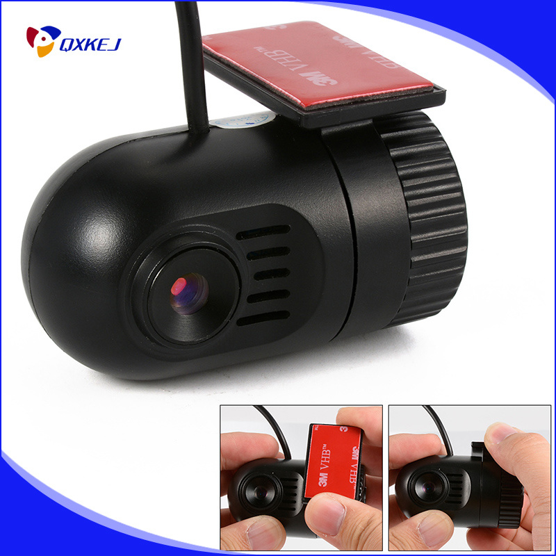"Mini Car DVR Recorder 1.5"" TFT Screen GPS Auto Camcorder 140 Degree Angle Lens Support 32GB SD Card"