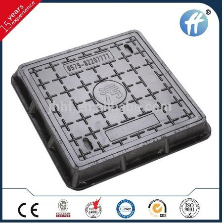 SMC FRP Composite Decorative Manhole Cover