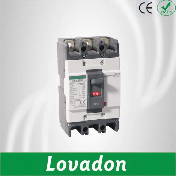 Good Quality MCCB Abn Series Moulded Case Circuit Breaker