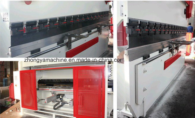 Hydraulic Press Brake CNC Folding Machine Pbh-80ton/3200mm