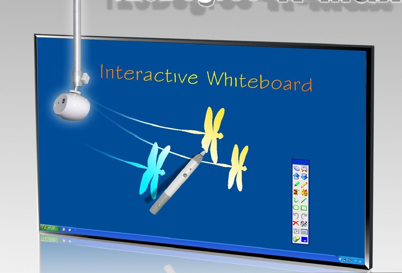 Rj20-RF -Remote Interactive Whiteboard