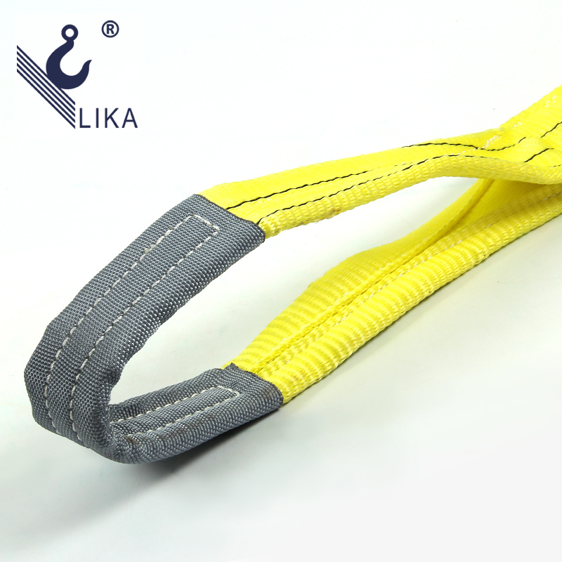 En 1492-1 Ce & GS Certified Polyester 3t Lifting Sling