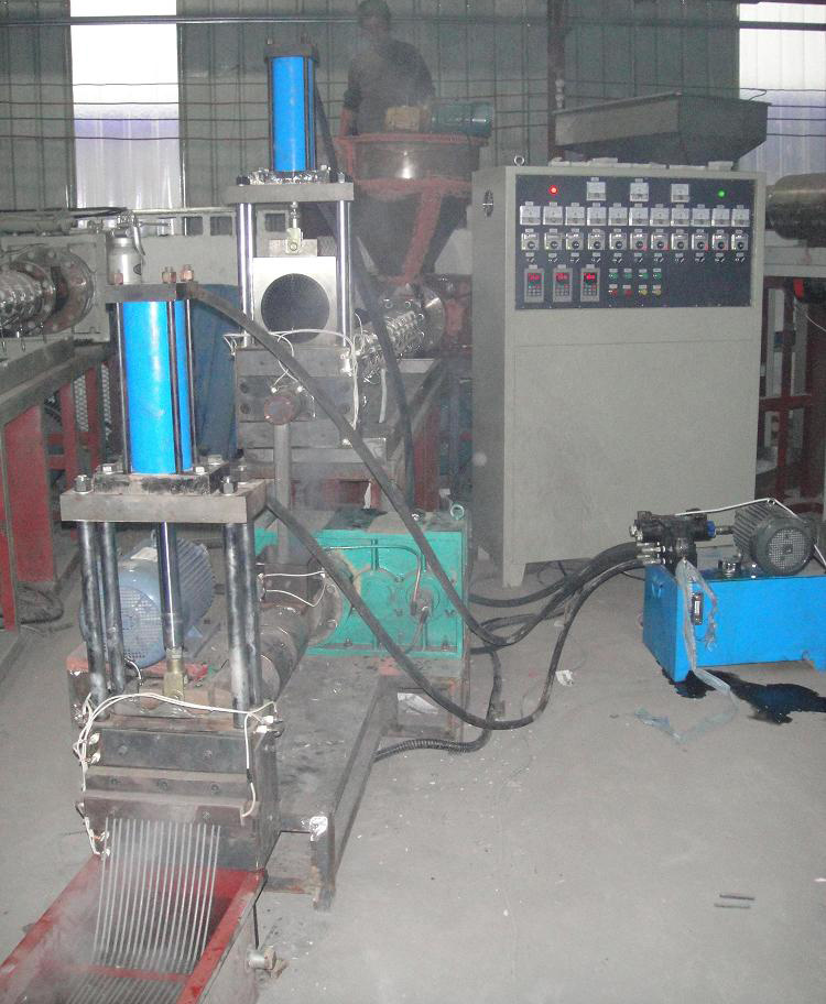 High Speed Automatic Plastic Recycling Machine