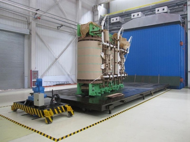 China Vapor Phase Drying Oven (VPD plant)