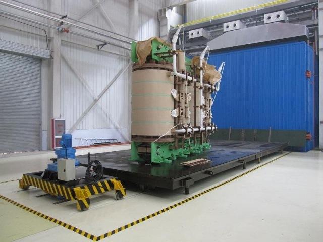 China Vapor Phase Drying Plant (VPD plant)