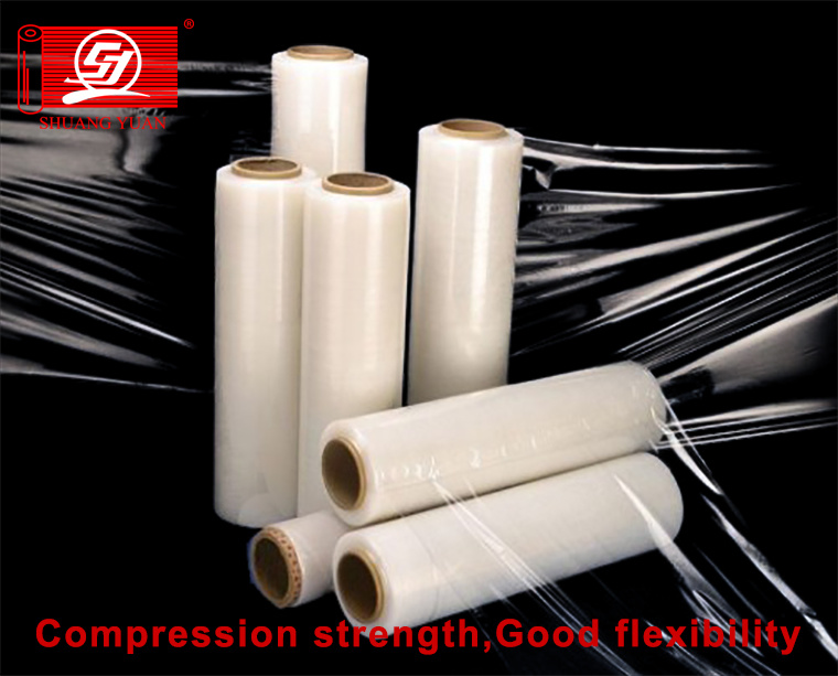 500% Wrap Film Transparent Industrial LLDPE Wrap