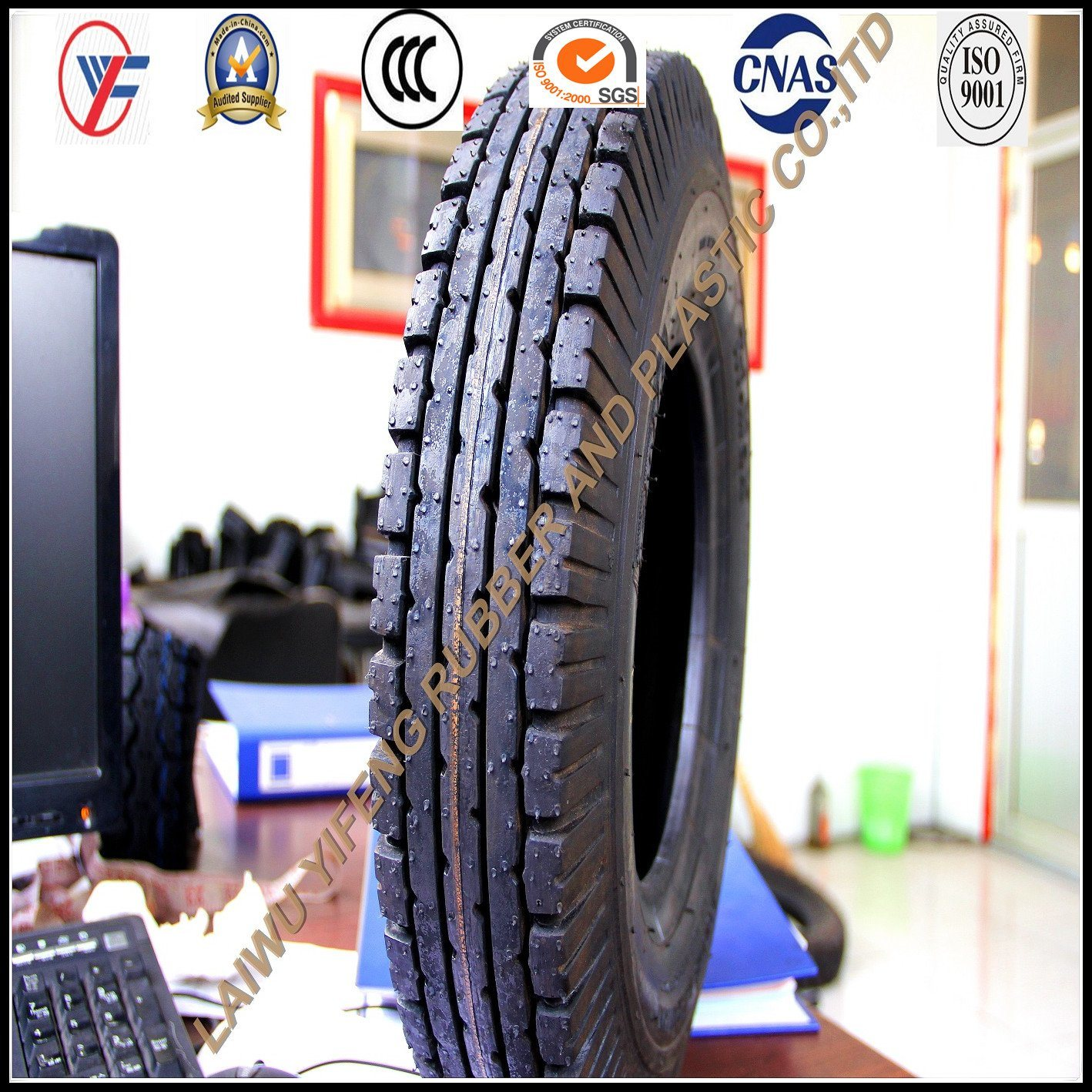4.00-8, 4.00-12, 4.50-12, Motorcycle Tire