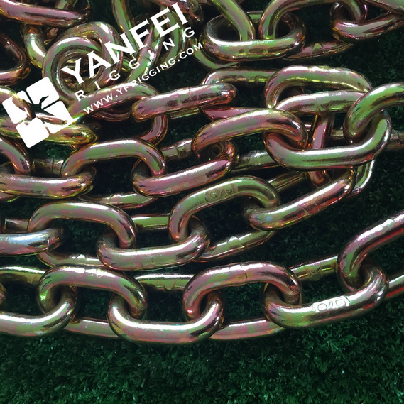 AS/NZS 4344 G70 Transport Chain with Grab Hook