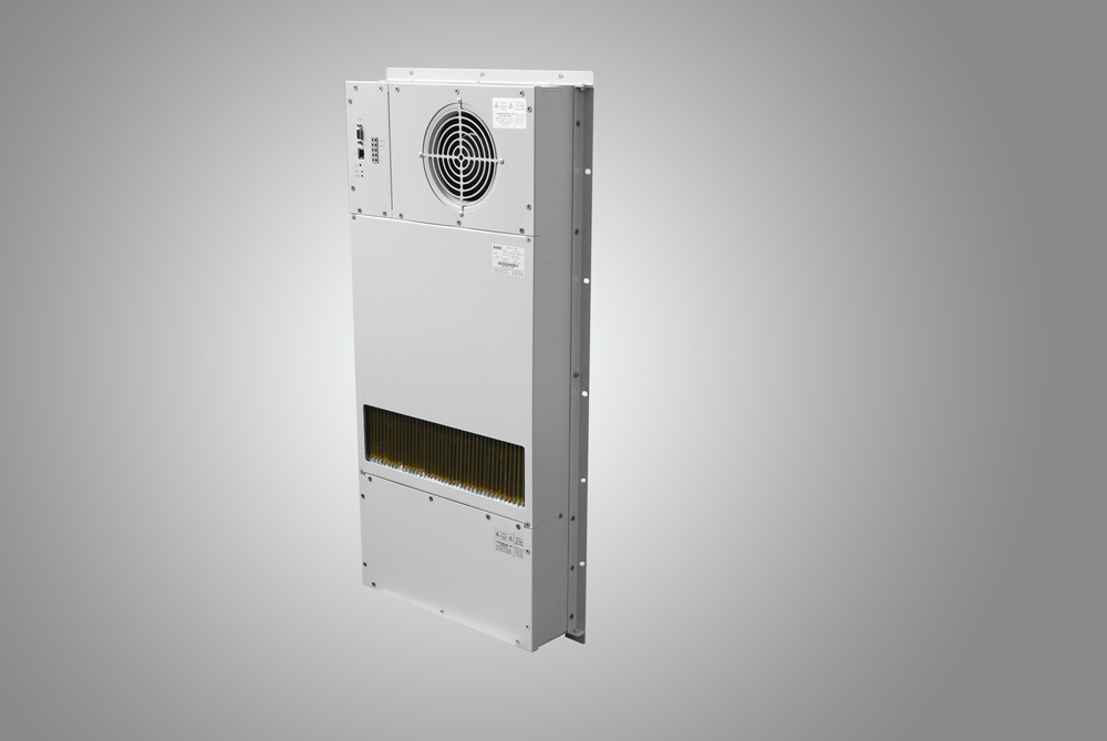 60W/K DC Heat Exchanger for Telecom Outdoor Cabinet