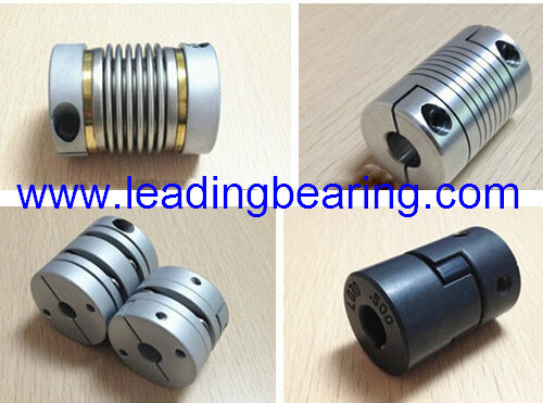 China Aluminium Flexible Shaft Coupling for CNC Machine