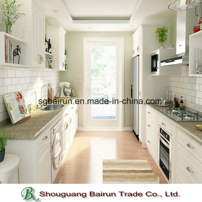 Kitchen Furniture Melamine Chipboard Kitchen Cabinet