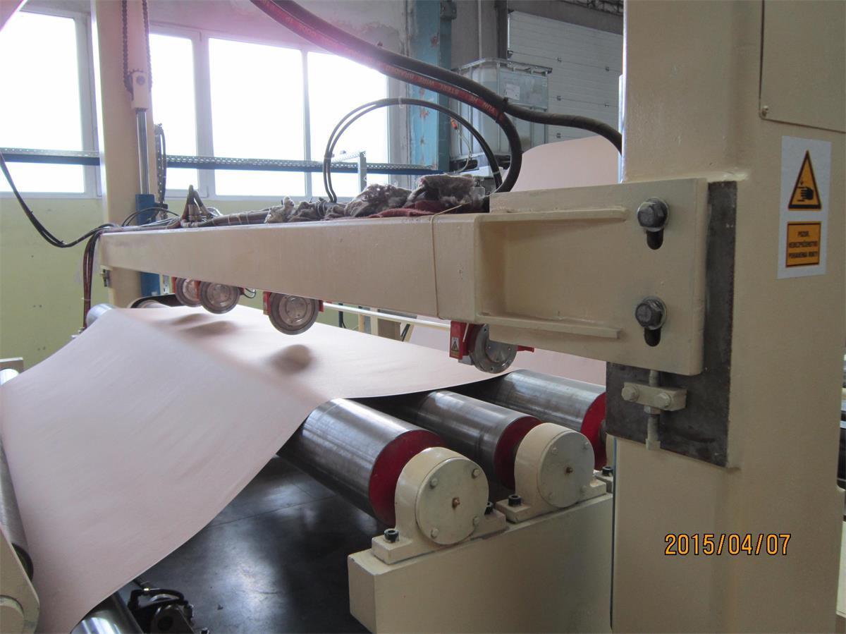 Frame-Type Underfeed Paper Slitting Rewinder
