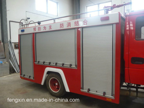 Aluminum Roller Shutter for Fire Truck