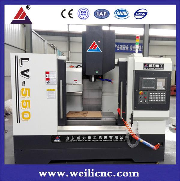 High Precision CNC Milling Machinning Center
