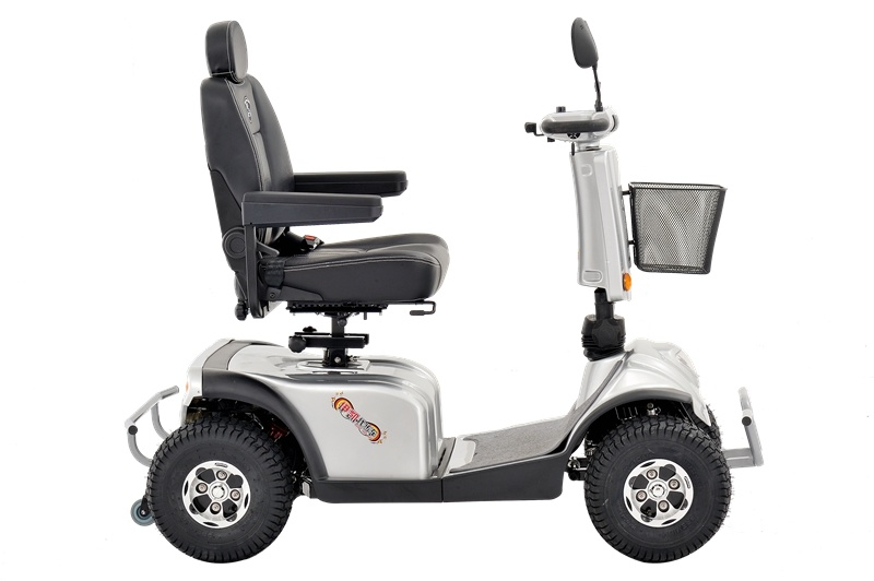 Four Wheels 1300W Mobility Scooter with CE Certificate