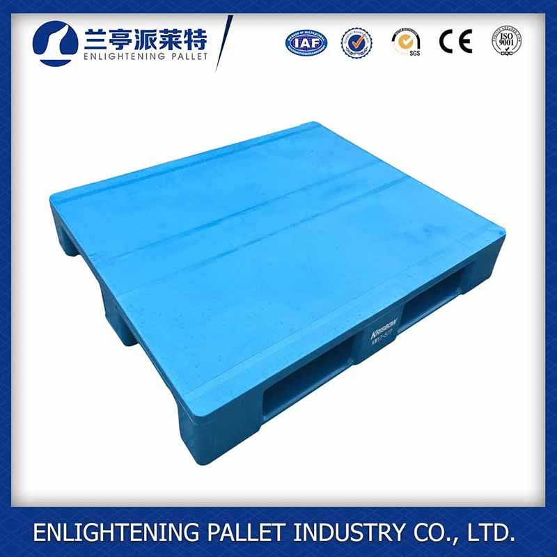 Hygenic Closed Deck Plastic Pallet for Sale