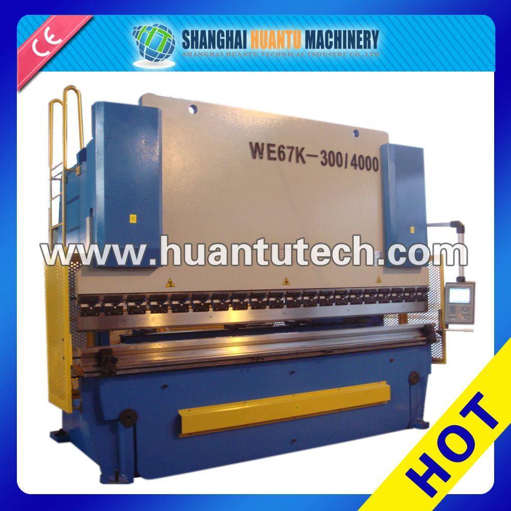 Press Brake CNC Hydraulic Metal Bending Machine, Steel Sheet Bending Machine, Iron Plate Bending Machine