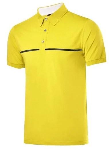 Golf T-Shirt Dry Fast Short Sleeve Anti UVA Summer Sports apparel