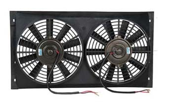 Universal Auto Condenser Cooling Fan