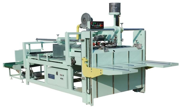 Semi-Auto Carton Folder Gluer Machine