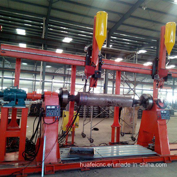 Steel Roller Surface Overlay Welding Machine