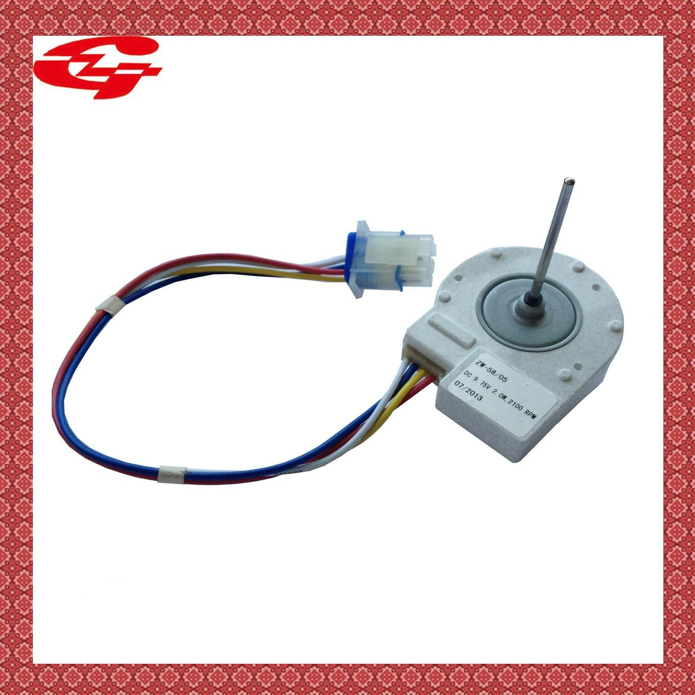 China Dc Servo Motor 55sz China Servo Motor Dc Motor