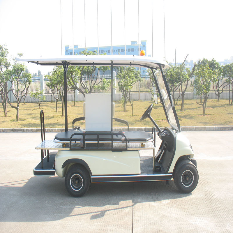Cheap 4 Seater Electric Ambulance Car