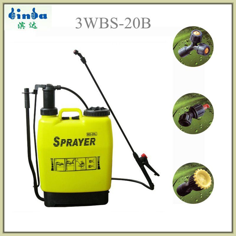 20L Hand Agricultural Knapsack Chemical Sprayer