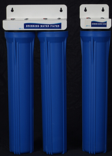 """20""""Blue Filter Housing for RO Water Purification System"""