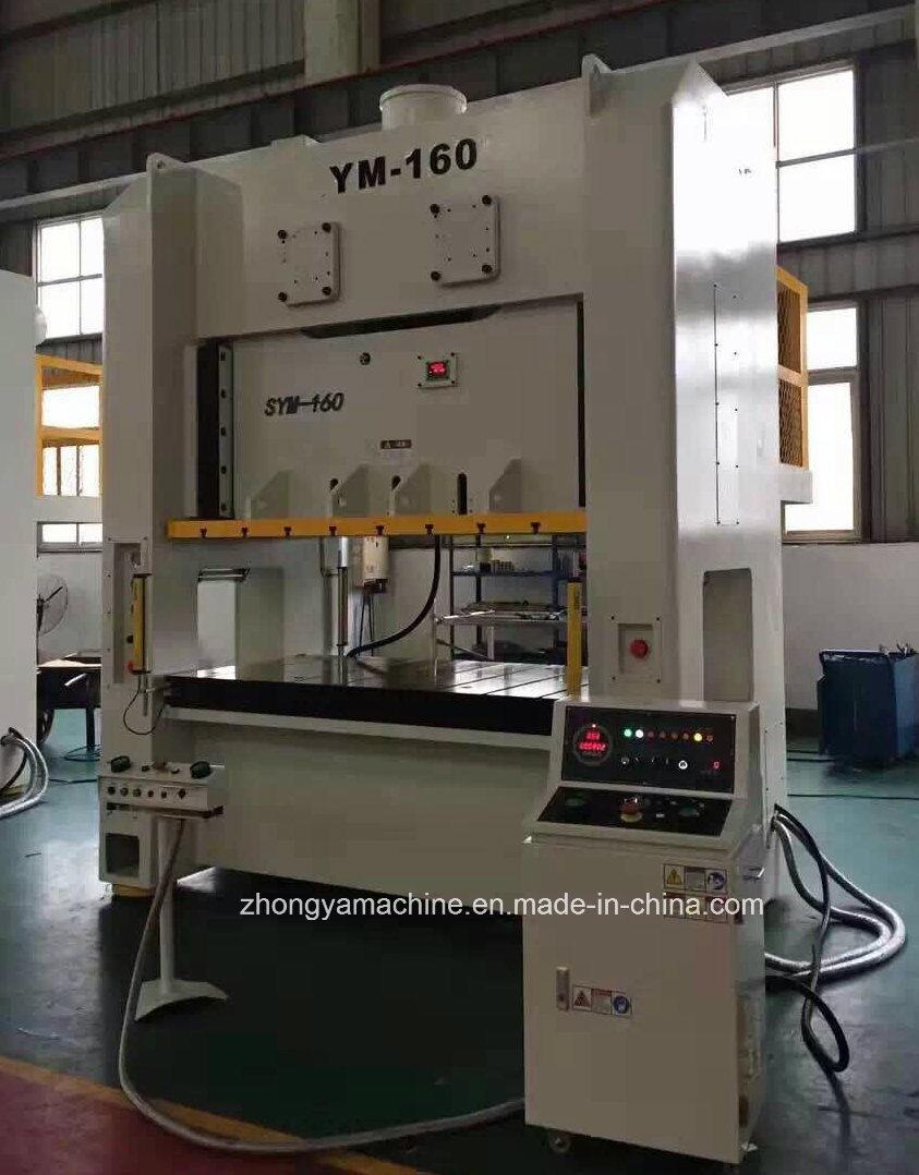 Closed Type Double Point Power Press Machine Zym-160ton