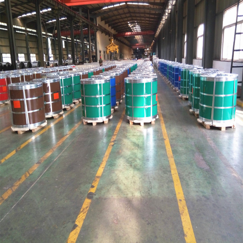 0.37*914mm Color Coated Galvanized Steel PPGI