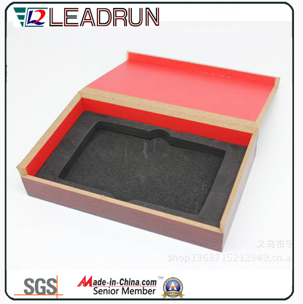 Cardboard Paper Present Gift Souvenir Packing Box Jewelry Gift Tin Box Wine Wood Gift Box (M223)