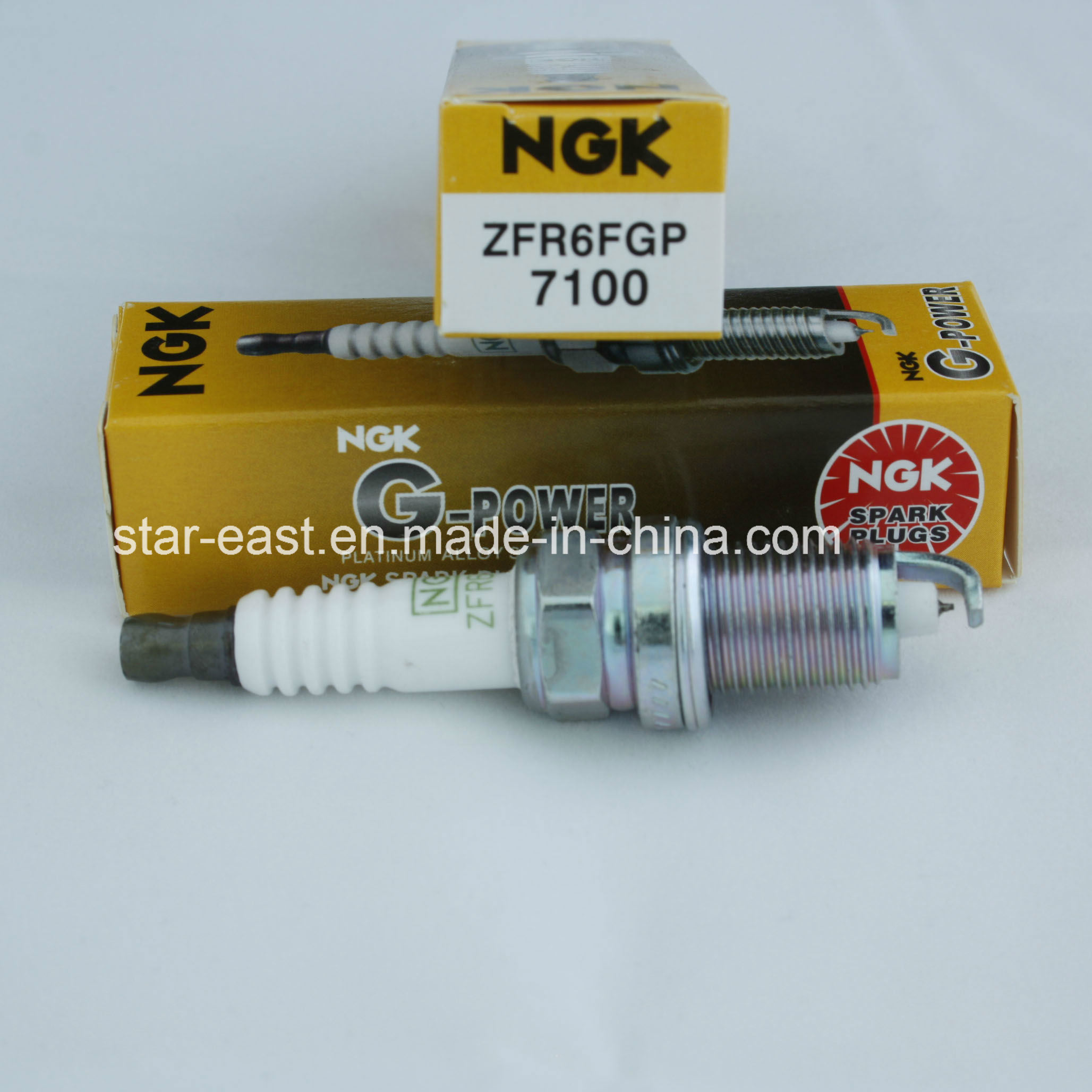 Hight Quality Spark Plug for Ngk Zfr6fgp Honda/Mazda