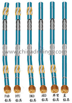 API Downhole Drilling Mud Motor in Oil Drilling