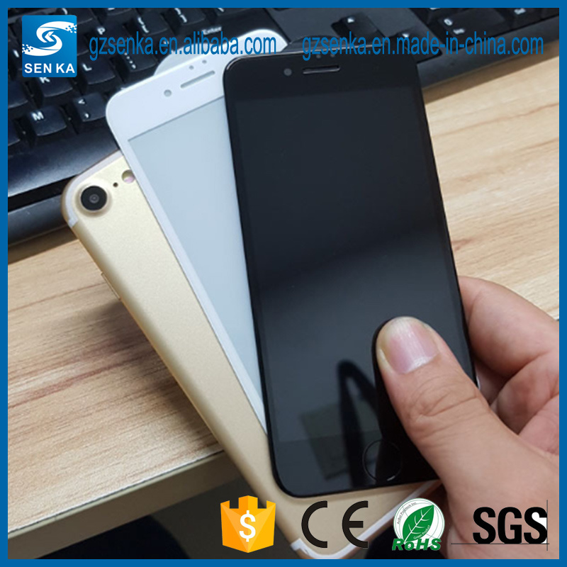 3D Full Cover Silk Print Tempered Glass Touch Screen Protector for iPhone 7/7 Plus