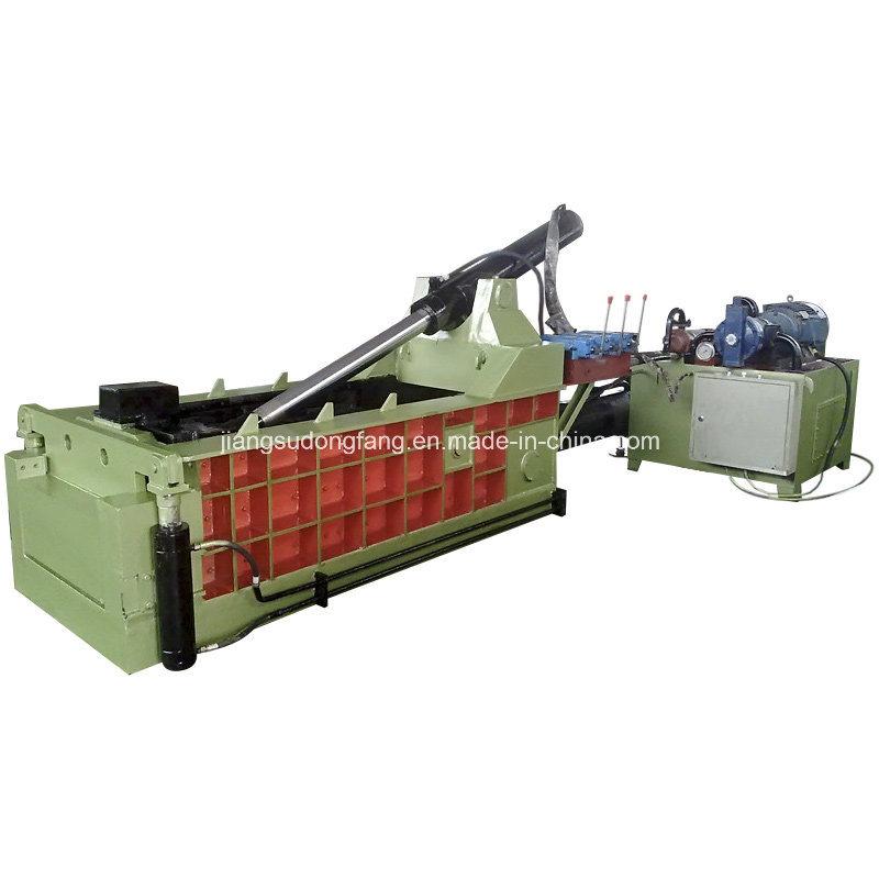Y81q-160 Hydraulic Scrap Metal Compressed Baler