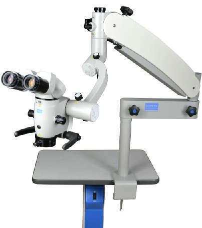 Surgical Microscope (Integrated LED Illumination) (OMS2350)