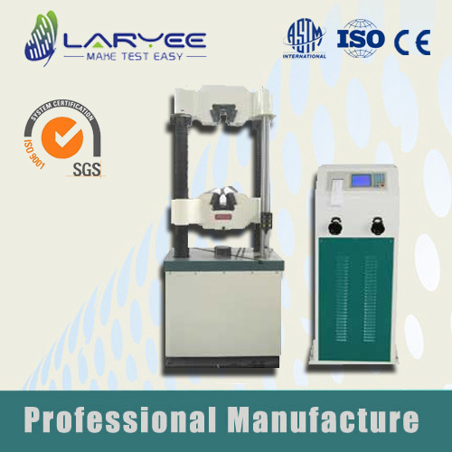 Digital Hydraulic Bending Testing Machine (WES100kN-1000kN)