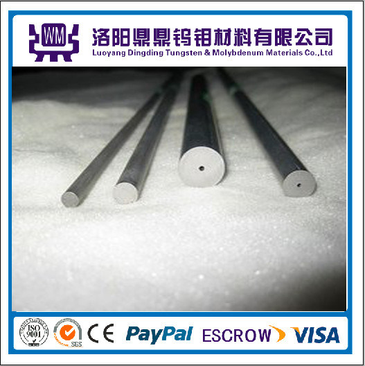 High Purity and Density Tungsten Rods/Bars, W Rod, 99.95% Tungsten Bar or Molybdenum Rods/Bars for Sapphire Growth Furnace
