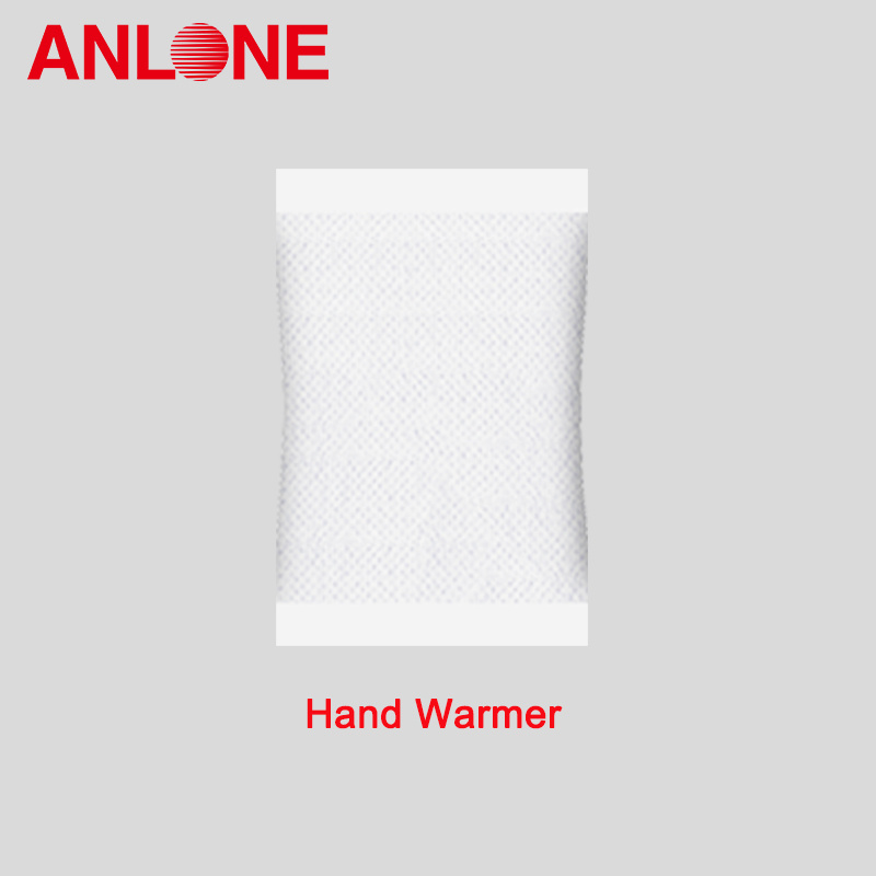 Long Lasting Natural Self Heating Hand Warmer (Cover available)