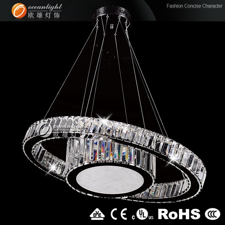 Chandelier Crystal Lighting, European Design Light, Hanging Lamp, Modern Crystal Chandelier