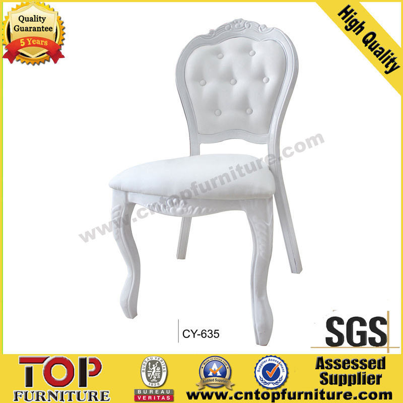 5 Star Elegant Wedding Hotel Chair (CY-635)