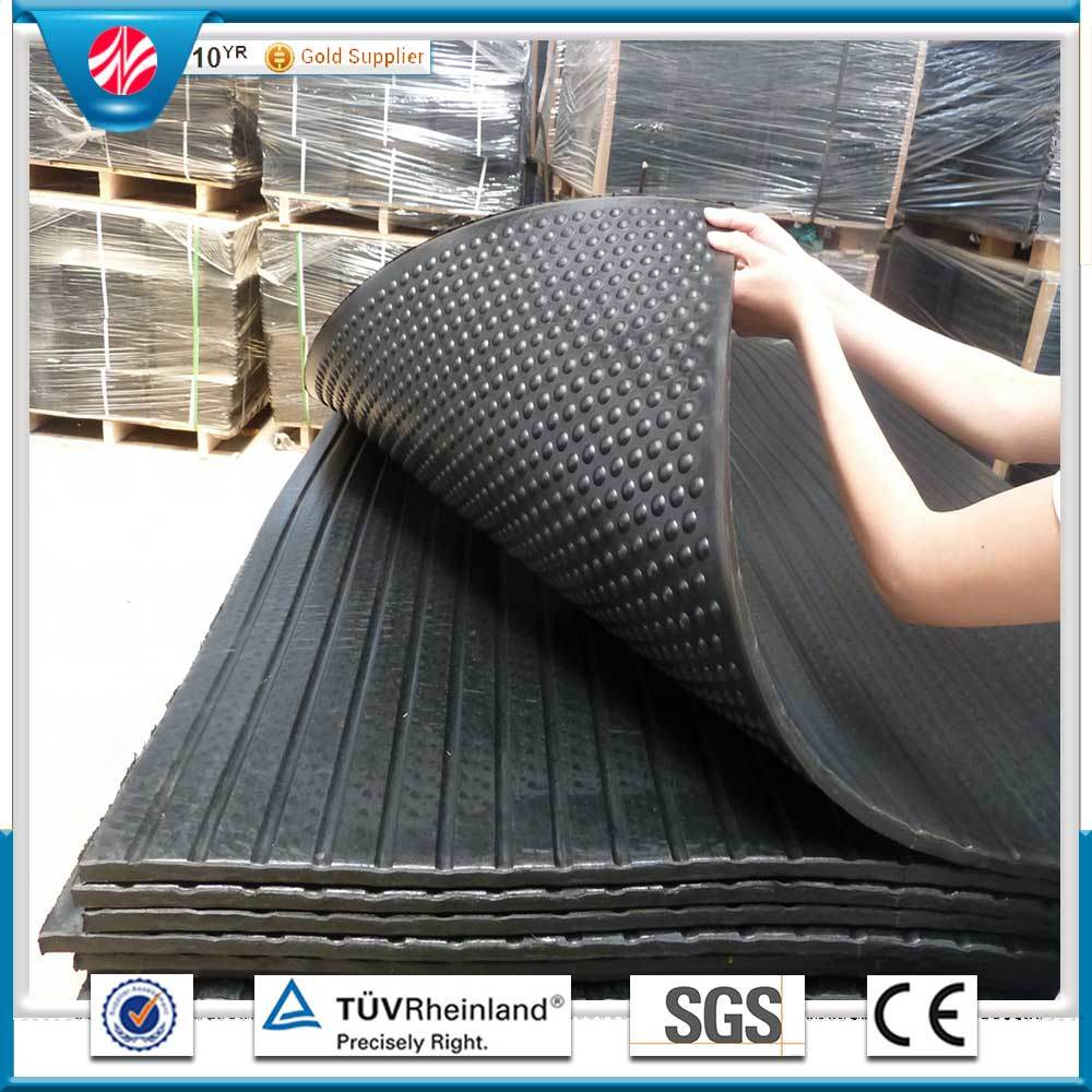 Cow Floor Mats/Interlocking Mats/Stable Rubber Matting