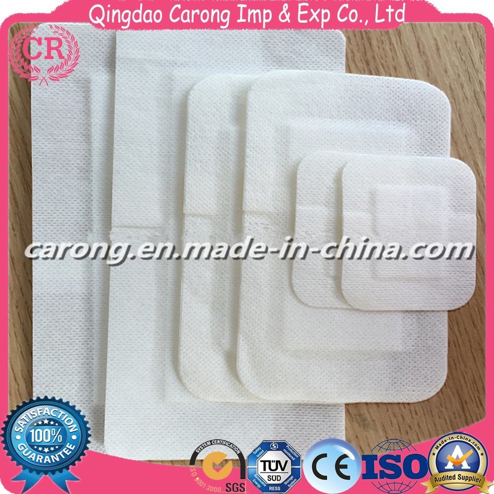 Sterile Surgical Non-Woven Adhesive Wound Dressing